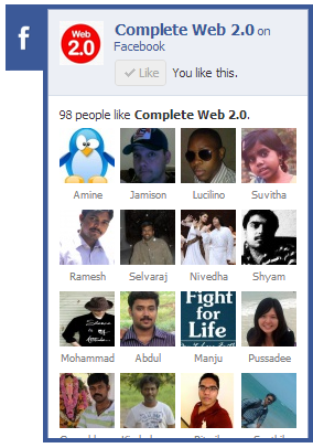 Sliding Facebook Like Box Using jQuery & CSS - W3lessons