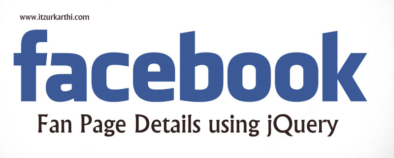 Facebook Fan Page Details using jQuery