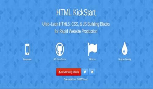 HTML5 KickStart