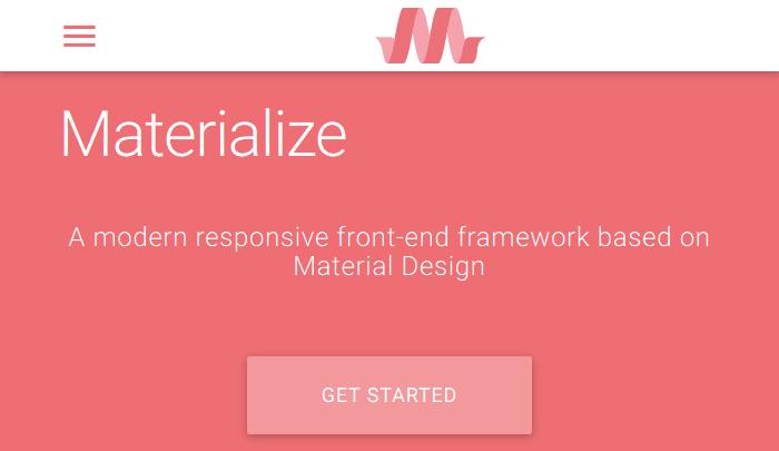 materialze-framework-material-design
