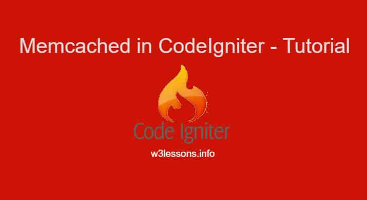 How to Implement Memcached in CodeIgniter - Amazon EC2