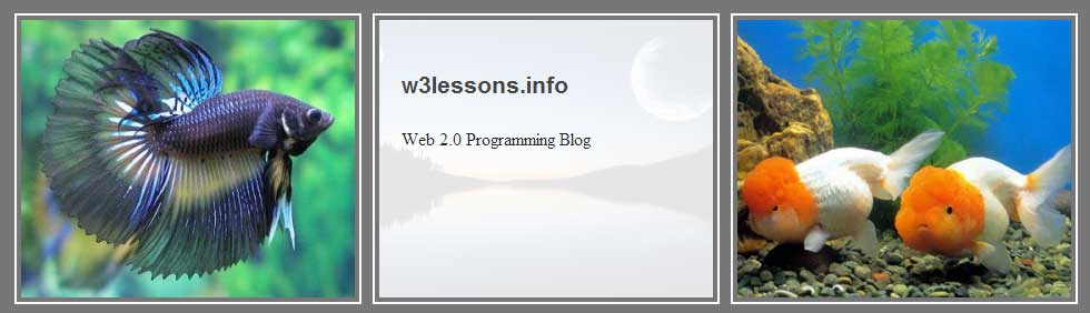 Image Hover Effects using CSS3 – W3lessons Programming Blog